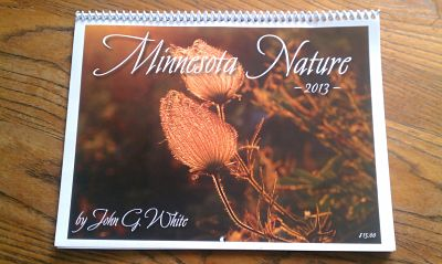 Minnesota Nature 2013 Calendar